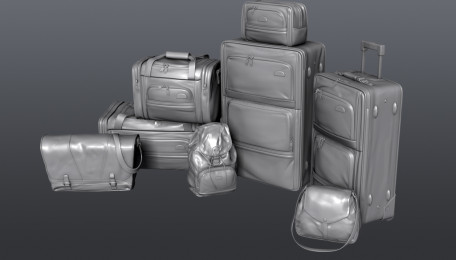 Luggage Sculpt