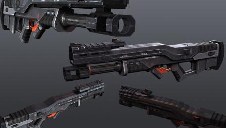 CAS Shotgun